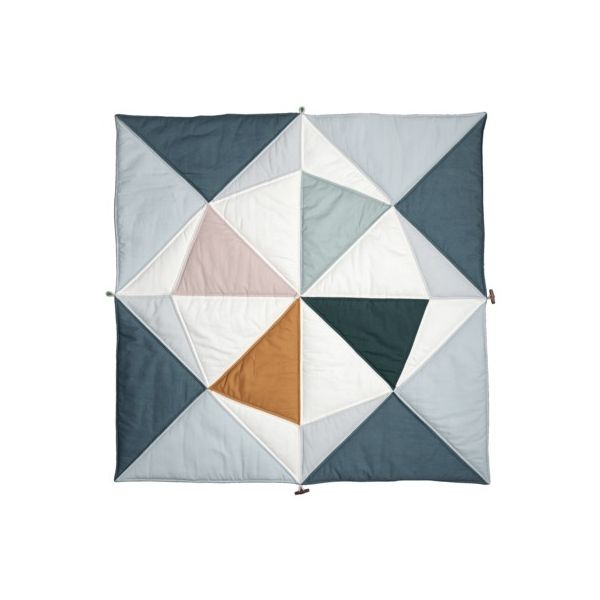 Decke - Quilt, Coastal - play-fold Ship - Fabelab