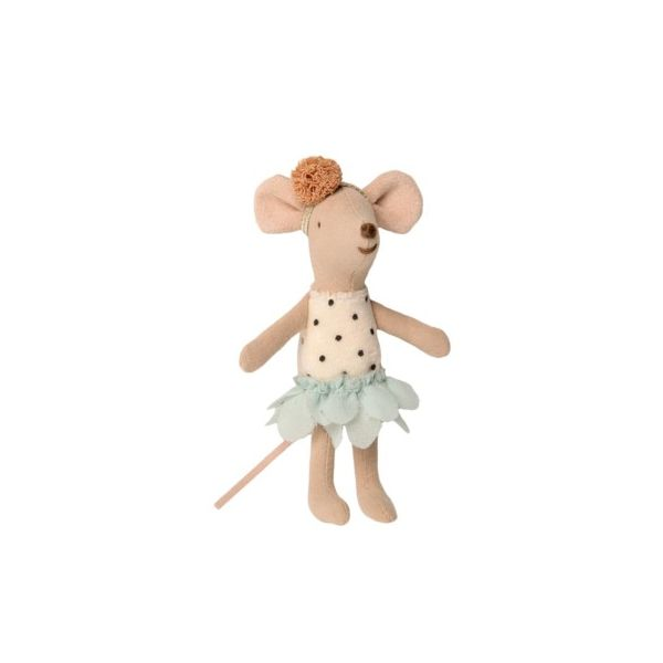 Maus in Koffer - Little Miss Mouse - Maileg