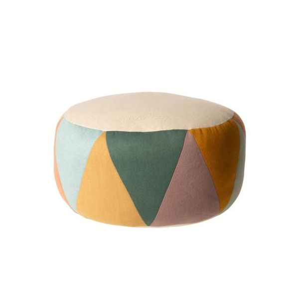 Pouf - Large multi - Maileg