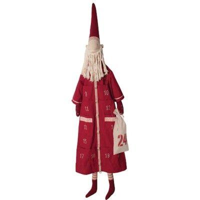 Adventskalender - Weihnachtsmann - Maileg