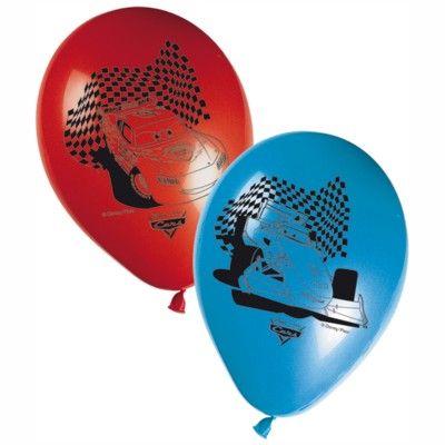 Ballons - Cars - 8 St.