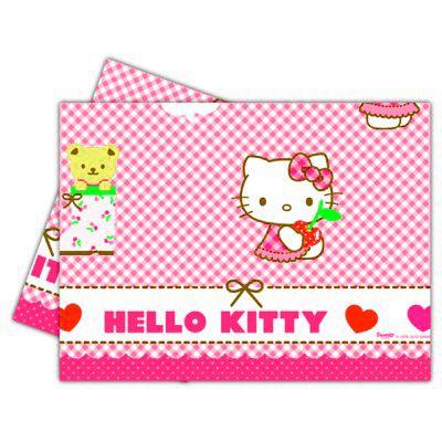 Tischdecke - Hello Kitty