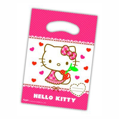 Bonbontüten - Hello Kitty - 6 St.