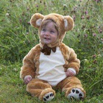 Verkleidung - Teddybär, 1,5-2 Jahre
