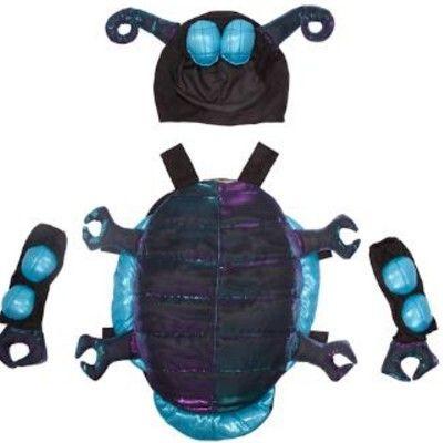 Verkleidung - Außerirdischer Käfer, 3-5 Jahre