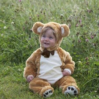 Verkleidung - Teddybär, 1-1,5 Jahr