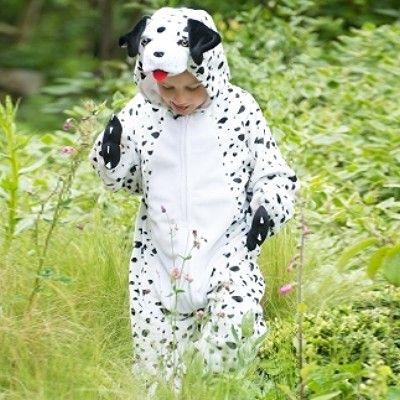 Verkleidung - Dalmatiner, 3-5 Jahre