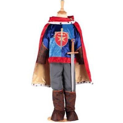 Verkleidung - Prinz mit Schwert, 6-8 Jahre