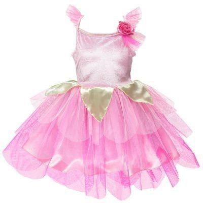 Verkleidung - Feekleid - Rosenblatt - 6-8 Jahre