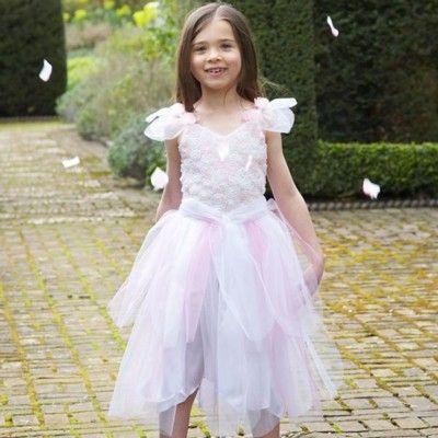 Verkleidung - Feekleid - Candyfloss - 3-5 Jahre