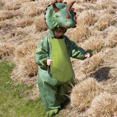 Verkleidung - Triceratops, 6-8 Jahre