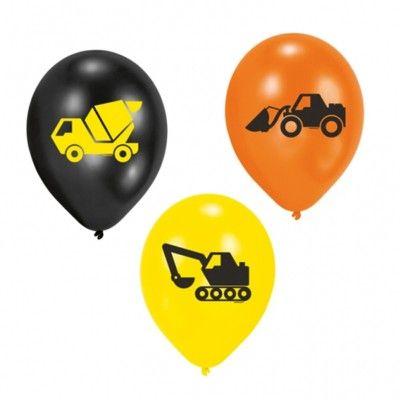 Ballons - Construction - 6 St.