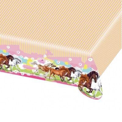 Tischdecke - Pferde