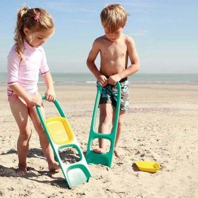 Sandspielzeug - Scoppi - graben und siehen