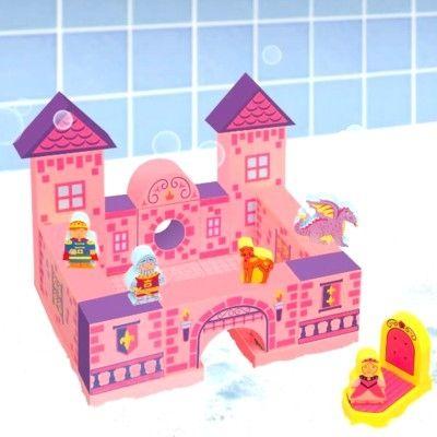 Wasserspielzeug - Schwimmendes Schloss