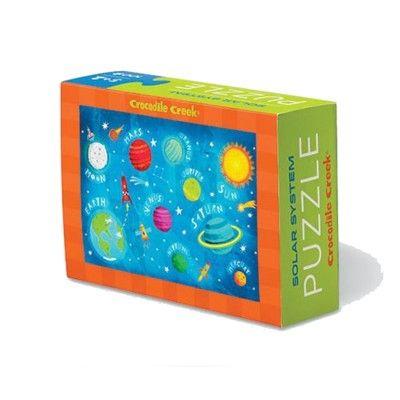 Puzzle - Das Sonnensystem - 100 Teile