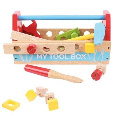 Werkzeugkasten aus Holz - My tool box