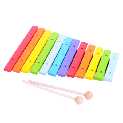 Xylofon - Regenbogen - Bigjigs