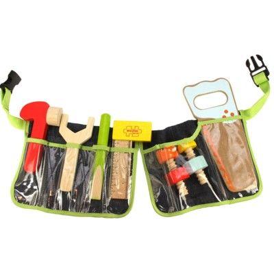 Werkzeuggürtel mit Werkzeugen - Bigjigs
