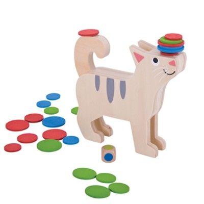 Balancierspiel - Katze - Bigjigs