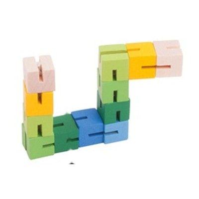 Puzzle - Pocket Puzzle - Grün