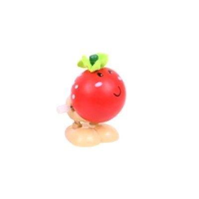 Springende Frucht - Erdbeere