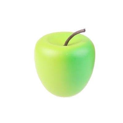 Kaufladen - Apfel aus Holz - Grün