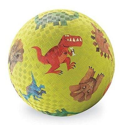 Spielball - 18 cm - Dino, Grün - Crocodile Creek