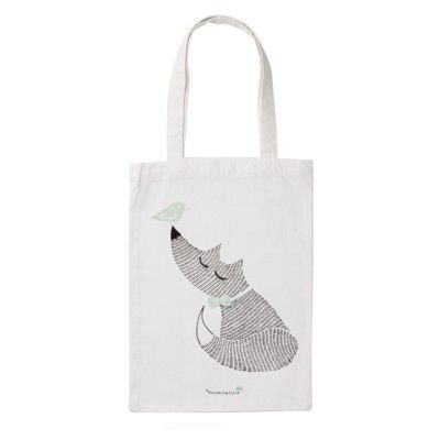 Tote Bag - Fuchs - Bloomingville