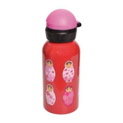 Trinkflasche - Matroschka