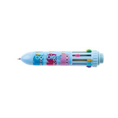Multicolorstift - 10 Kugelschreiber in 1 - Waldtiere
