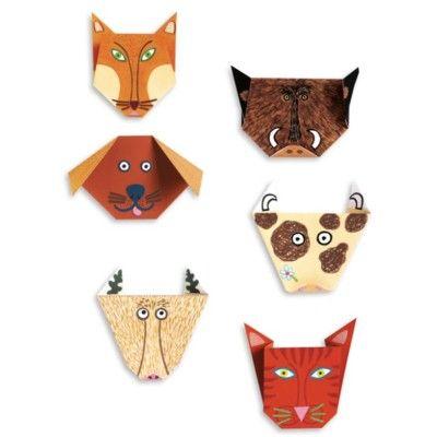 Origami - Tiere - Djeco