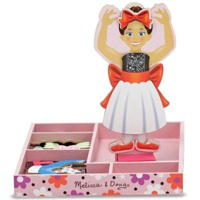 Magnetpuzzle - Nina Ballerina